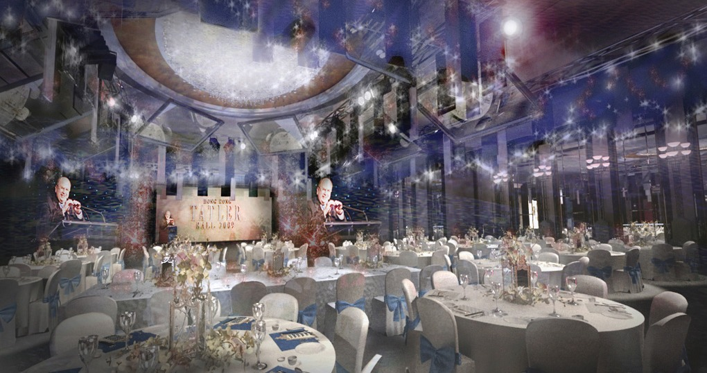 04 Society Ball Dining Theme