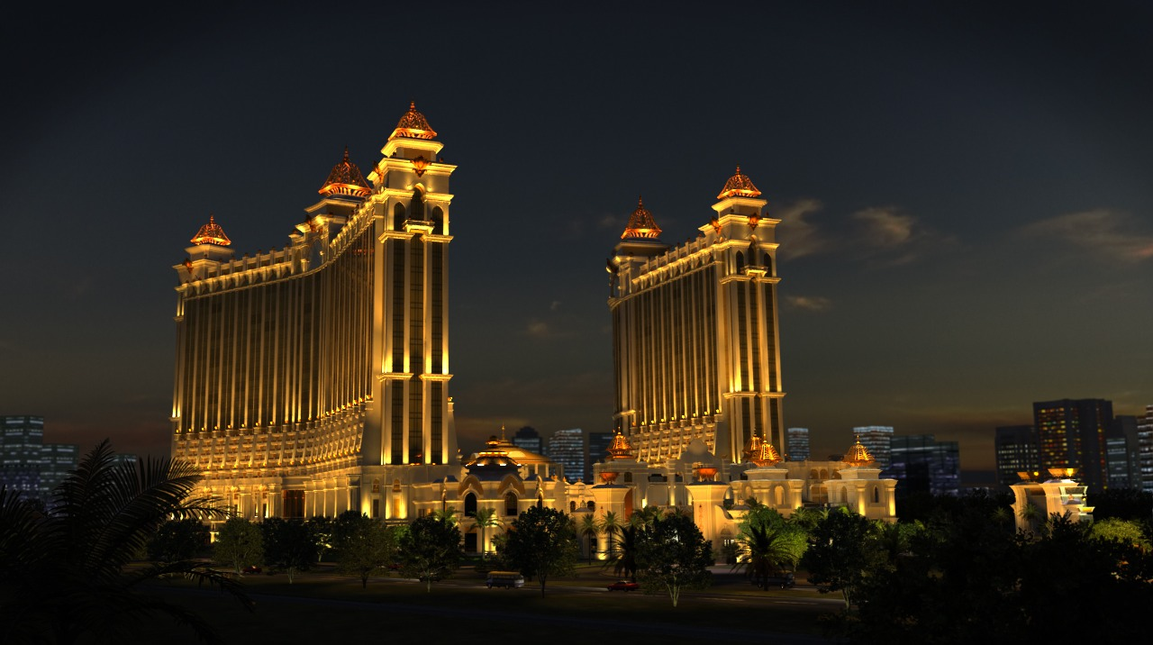 09 Galaxy Macau 5 Star Luxury Resort
